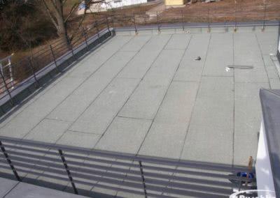 Dachterrasse neu Abgedichtet