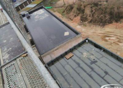 Neue Bitumen-Dampfsperre