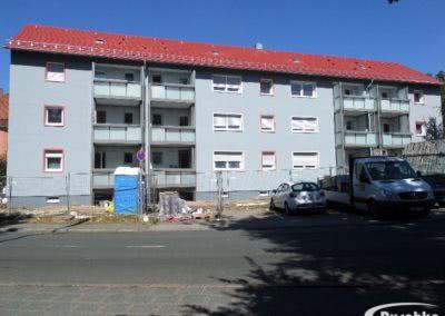 Dachfläche nach der Dachsanierung